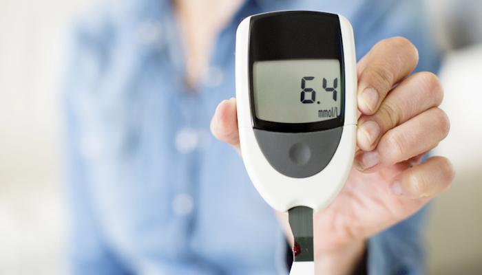 Проверка сахара в крови