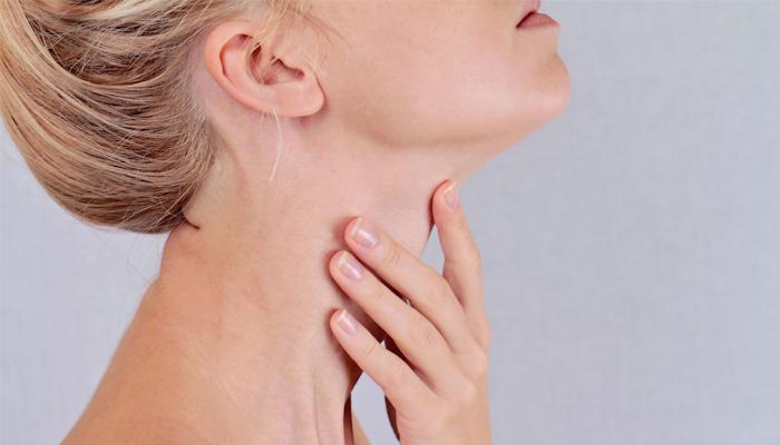 Щитовидная железа у женщины