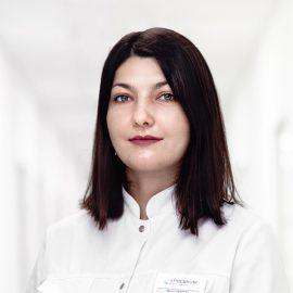 Есина Анна Васильевна