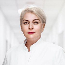Лавачинская Аксана Витальевна