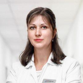 Орлова Елена Сергеевна