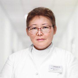 Орус-Оол Виктория Константиновна