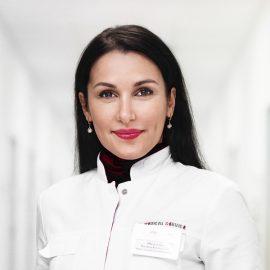 Шадыжева Мадина Башировна