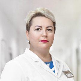 Воронина Светлана Евгеньевна