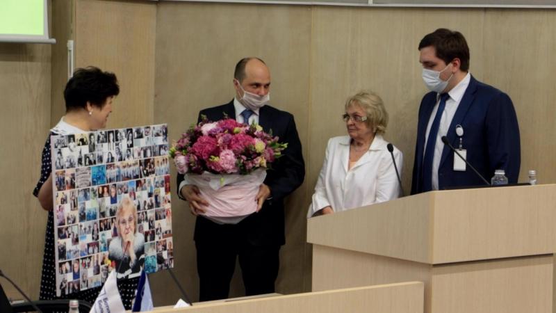 Алевтине Бровкиной, основателю школы офтальмоонкологии в России, исполнилось 90 лет